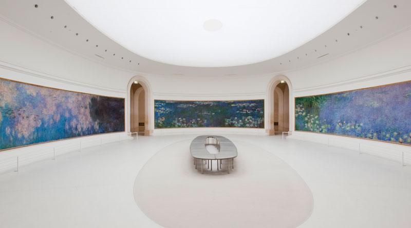 MUSEO DE L'ORANGERIE: RECINTO DE ARTE EN PARÍS